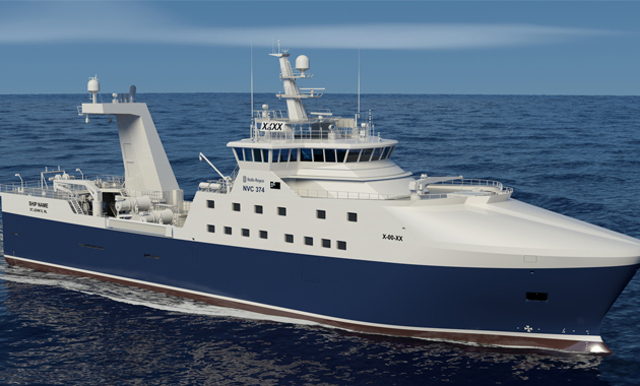 Rolls-Royce Contracted By Norwegian Vard For Advanced Stern Trawler