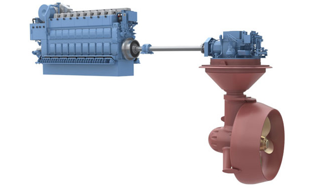 Rolls-Royce wins contract for power, propulsion and deck machinery equipment