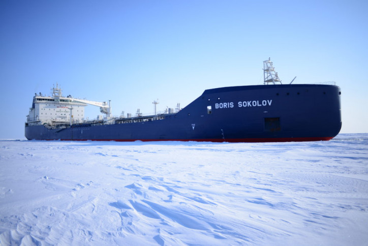 Update on Aker Arctic's Ongoing Icebreaking Ship Projects