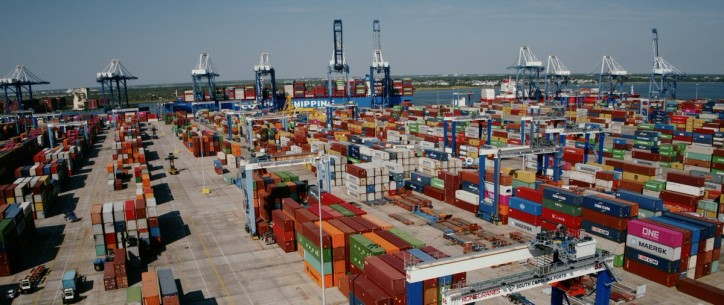 South Carolina Ports Authority Reports Record February Volume