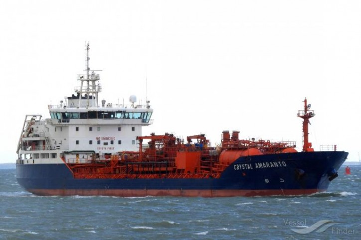 Nordic Tankers announces sale of Crystal Nordic to Essberger Tankers