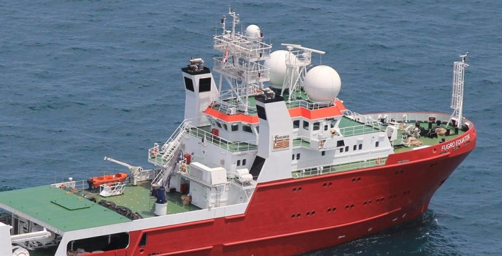 Fugro Equator and search crews returns to port in Western Australia after fruitless MH370 hunt ends