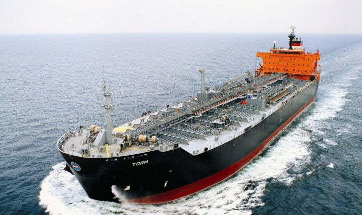 TORM Orders Four LR2 Newbuildings