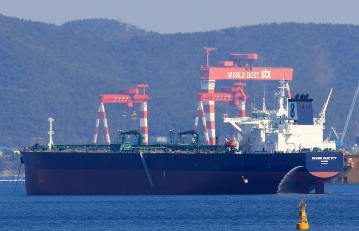 Navig8 Takes Delivery of its Fifth 110,000 DWT LR2 Product Tanker - Navig8 Sanctity