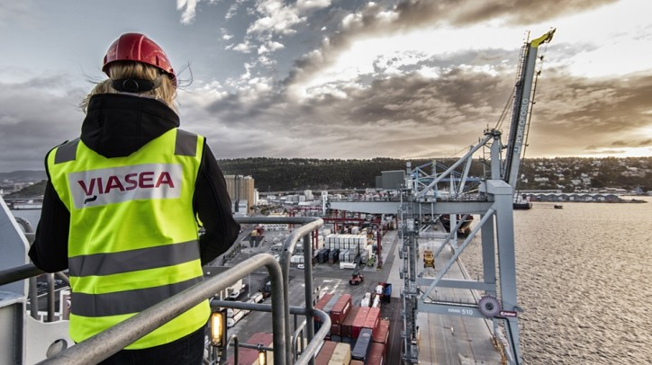 Viasea Shipping to operate new container line between Rotterdam and Oslo