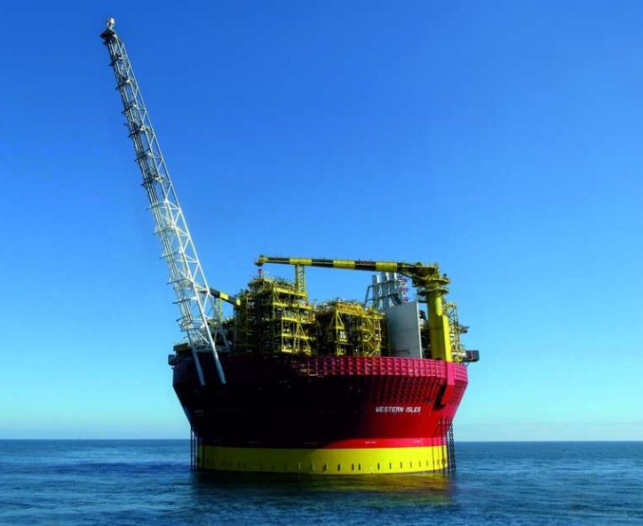 DNV GL in UK extends contract for Dana Petroleum