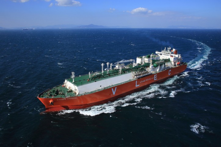 ABS Classes World's First Very Large Ethane Carrier