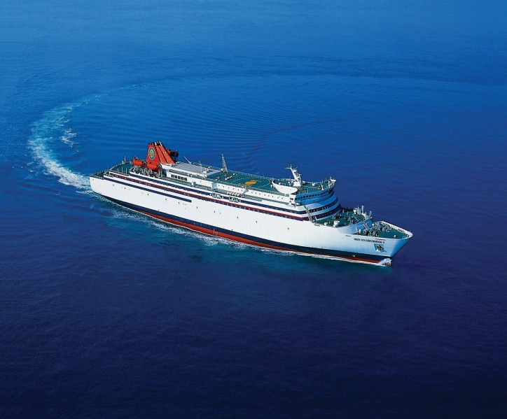 Wärtsilä scrubber system to clean new Korean ferry's exhaust