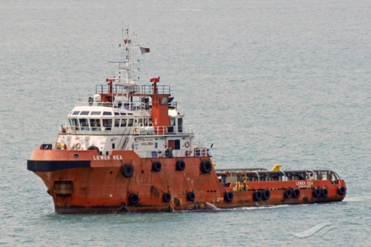 Emas returns two offshore vessels to Singa Offshore