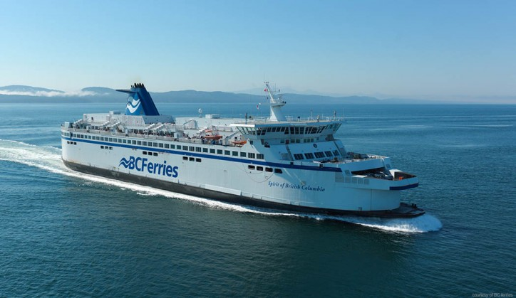 ABS Classes Newly Converted LNG-fueled Ferry