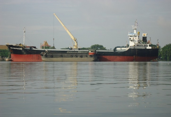 DONG THIEN PHU SILVER - IMO 9492854