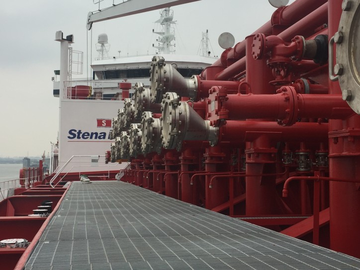 STENA IMPECCABLE - IMO 9693020
