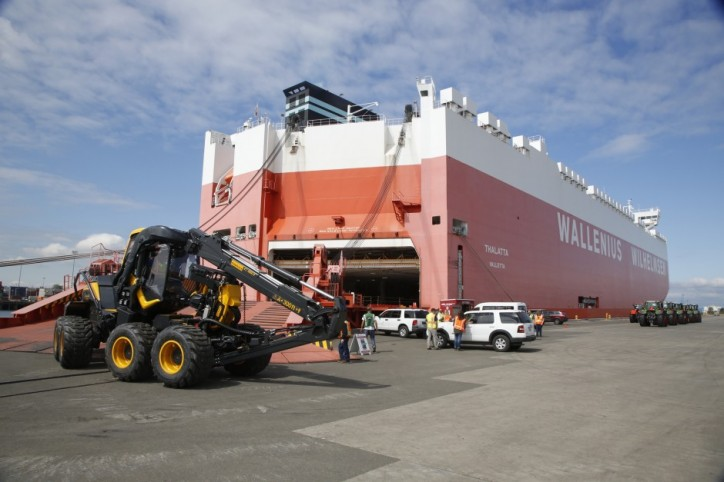 Widened Panama Canal benefits Northwest Seaport Alliance