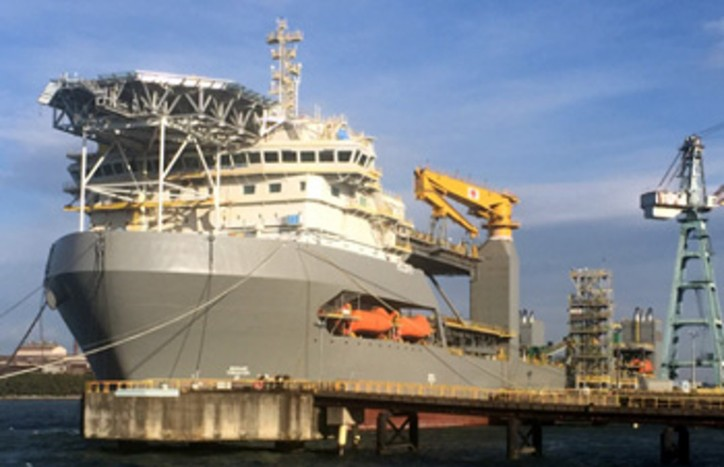 IHI Corporation announces delivery of drillship hull for Singapore