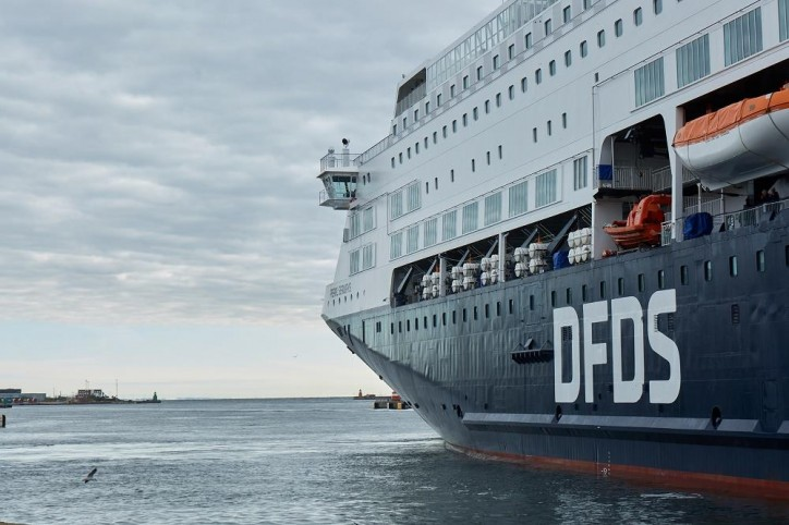 DFDS: Baltic Routes to be strengthened by investment in two new ships