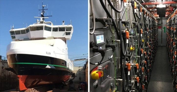 The Danish Maritime Authority supports development of safe electric ferries