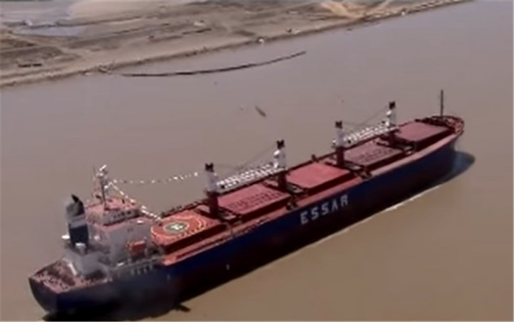 Essar Shipping set to buy four second-hand Panamax vessels