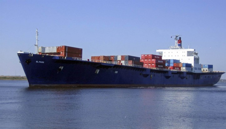 USCG found debris of missing Ro-Ro cargo ship El Faro lost in Bahamas in Hurricane Joaquin