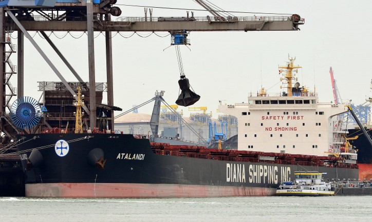 Diana Shipping signs Charter Contracts for m/v Erato and m/v Atalandi with Glencore