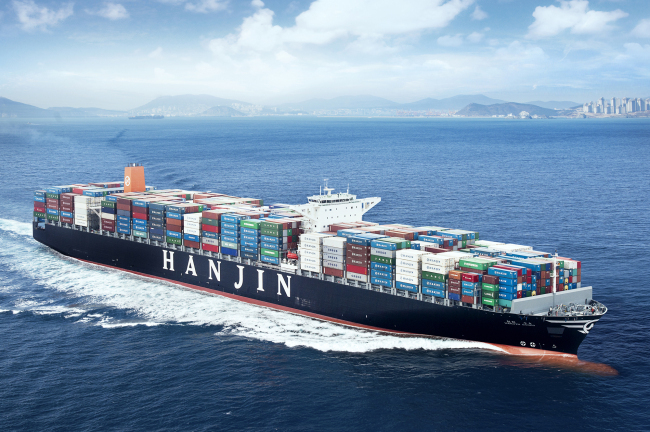 Hanjin Shipping to return 38 ships by 2017