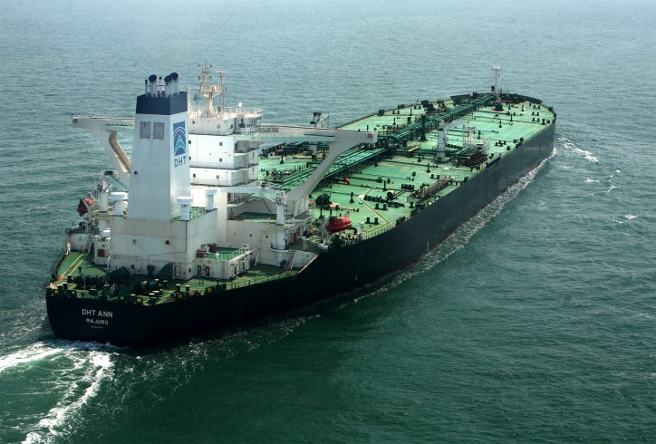 DHT Holdings Announced The Sale Of Its oldest VLCC - DHT Ann