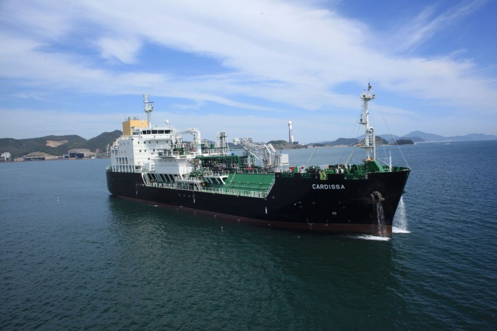 Shell starts operating hyper-modern LNG bunker vessel