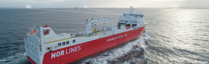 LNGi – Shell, Rolls-Royce and MAN sign up for new DNV GL LNG intelligence portal