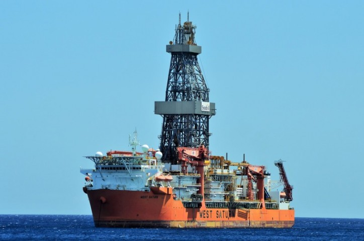 Statoil hires Seadrill drillship for drilling in Brazil