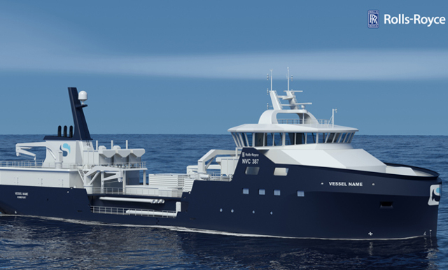 Rolls-Royce wins repeat order for Live Fish Carrier vessel