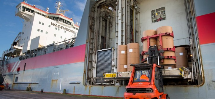Leading Forest Products Business Invests With Peel Ports