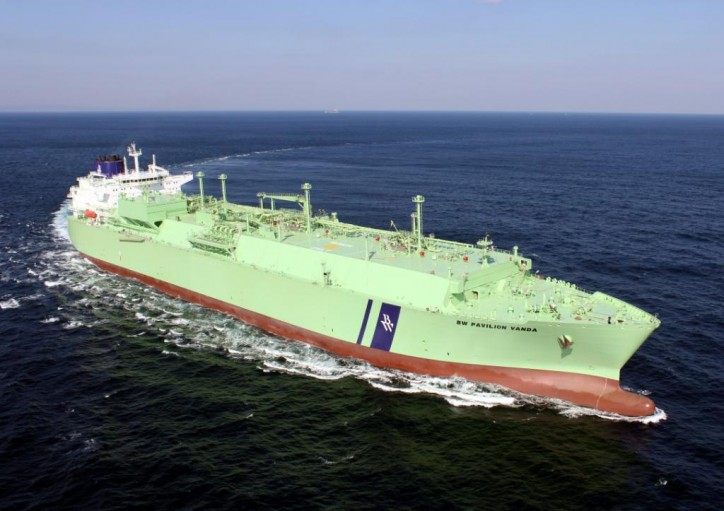 Pavilion Energy and BW ink deal for long-term charter of two Singapore-flagged LNG newbuilds