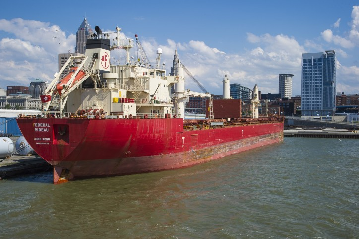 Federal Rideau IMO number 9200445