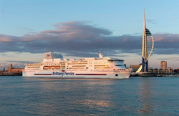 Brittany Ferries reports best passenger figures for a decade