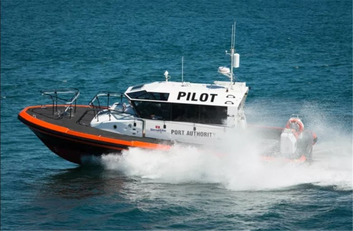 Stena Line invests in new pilot boat for operations in and out of Holyhead Port