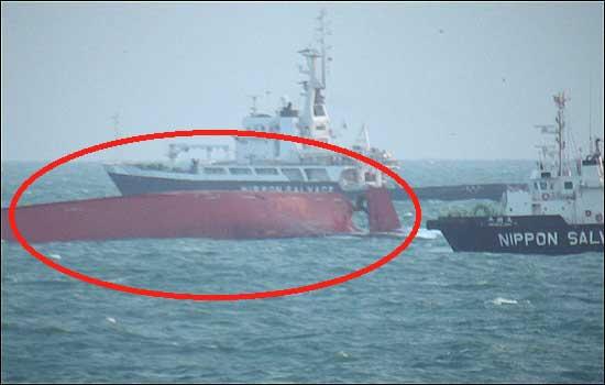 eastern amber capsize south korea