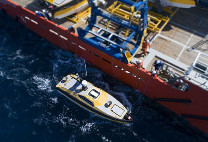 Ocean Infinity to support project for Shell