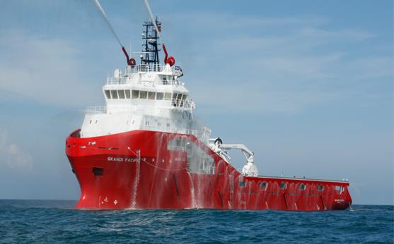 DOF's anchor handler Skandi Pacific wins New contract in Argentina