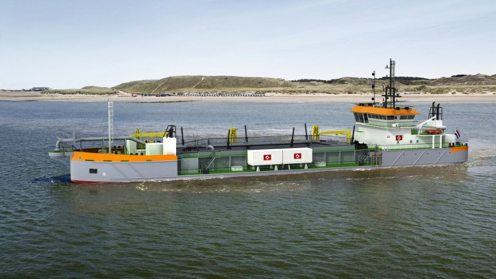 Royal IHC To Build 2,300M3 TSHD For Baggerbedrijf De Boer - Dutch Dredging