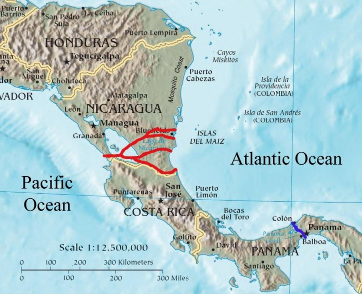 Nicaragua Canal Project