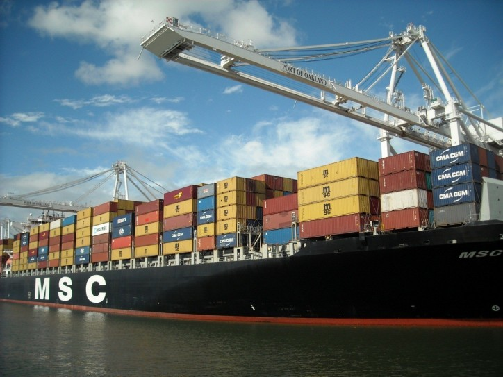 MSC Announces 'MAPLE' Service On Transpacific Trade