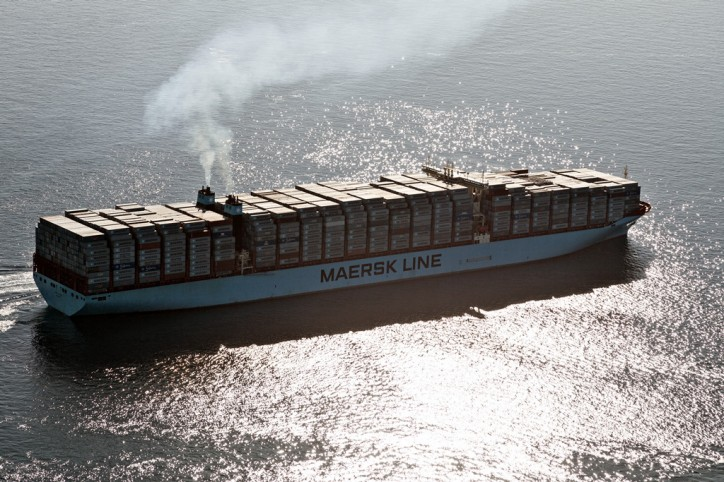 Maersk Line named Shipping Company of the Year at Automotive Supply Chain Global Awards