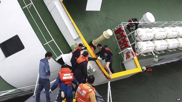Sewol Captain Sentenced