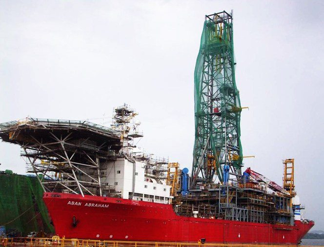 Aban Offshore lands drillship deal with ONGC (India)