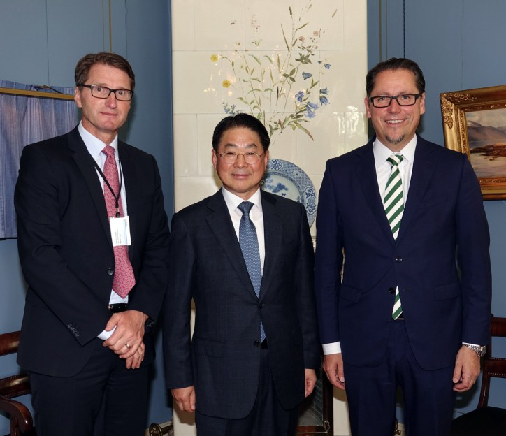 Samsung Heavy Industries and DNV GL sign partnership for new LNG carrier design