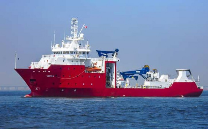 DOF Subsea awarded contract for Geosea by Fugro
