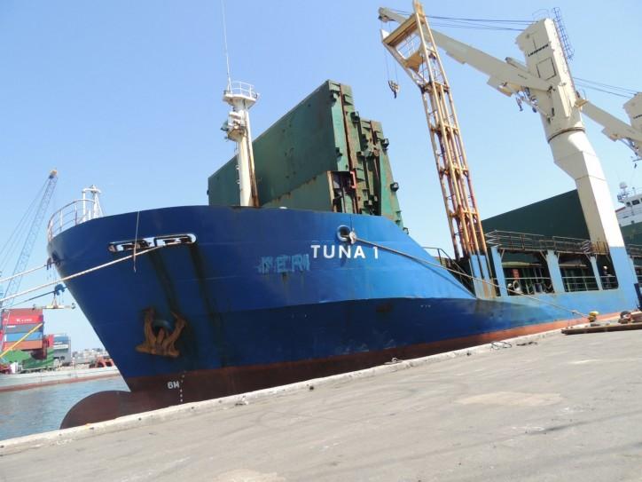 MV Tuna 1 IMO 9148491