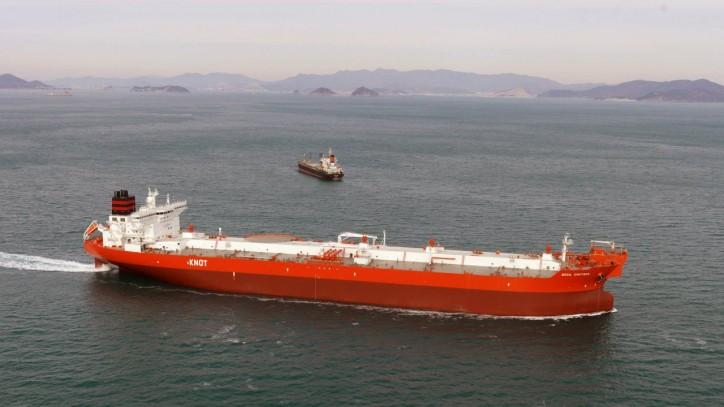 Newbuilt shuttle tankers for the Roncador field in Brazil