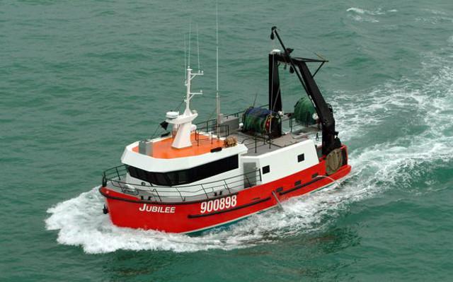Fishing vessel sank off Canterbury, NZ; Crew of three missing