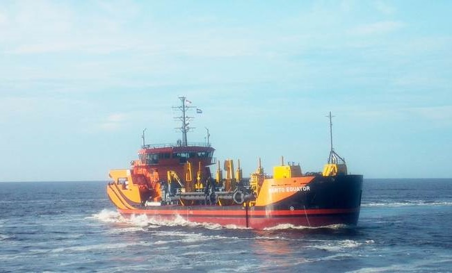 Damen Delivers Successfully Its Biggest Ever Hopper Dredger To PFNM