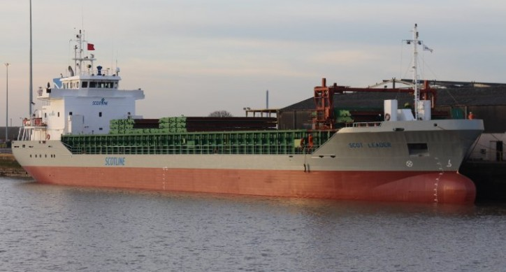 Scotline Orders Another New Build in Holland